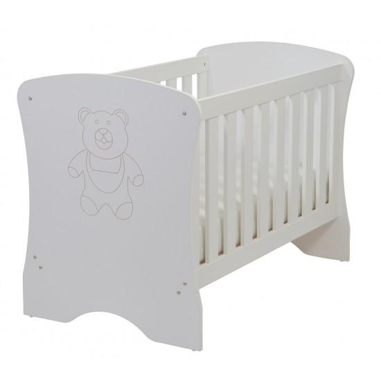Κούνια μωρού Babyhood Bear bebe