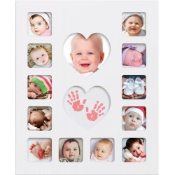 Dooky Happy Hands Baby First Year Frame Kit