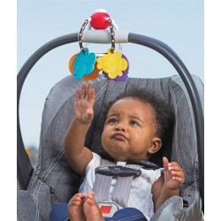 Κρίκος οδοντοφυίας Chew & clutch teether activity toy Infantino