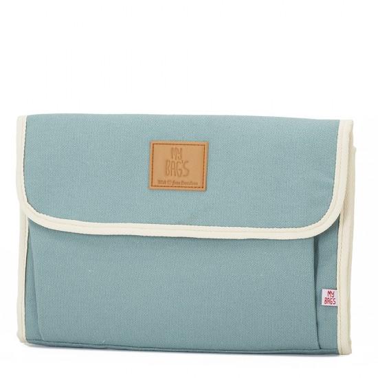 My Bags Αλλαξιέρα Happy Family Aquamarine