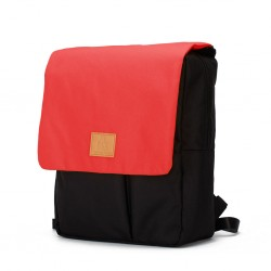My Bags Τσάντα αλλαξιέρα Backpack Eco Red