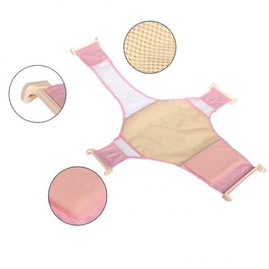 Βάση Ασφαλείας Μπάνιου Δίχτυ Deluxe Ροζ