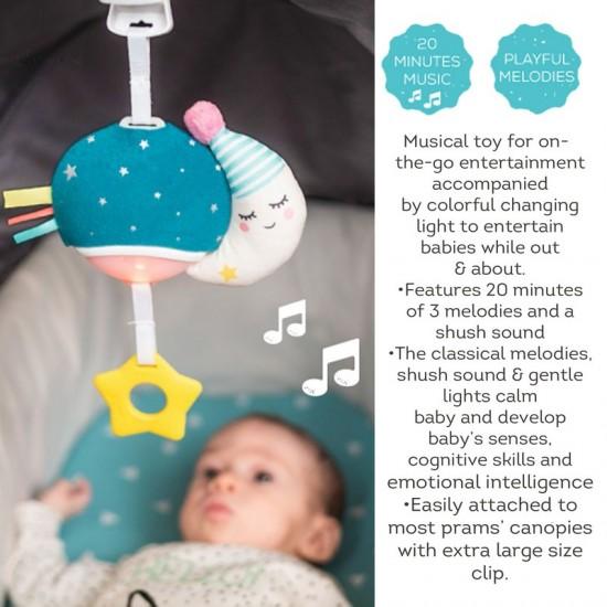 Taf Toys Μusical Mini Moon