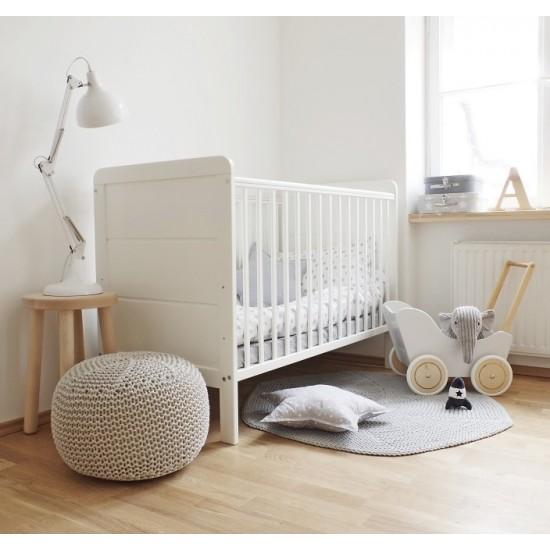 Κούνια μωρού Modern white