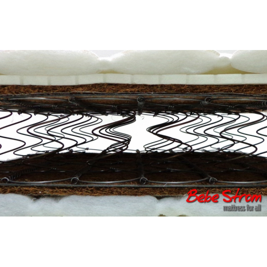 Βρεφικό Στρώμα Κούνιας Απόλλων Latex 60x120